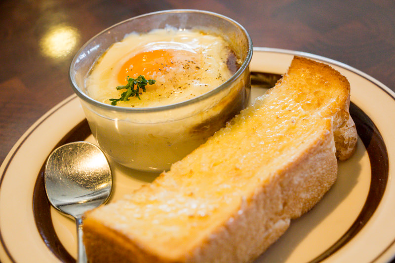 星乃珈琲のエッグスラットモーニングを食べてみた感想
