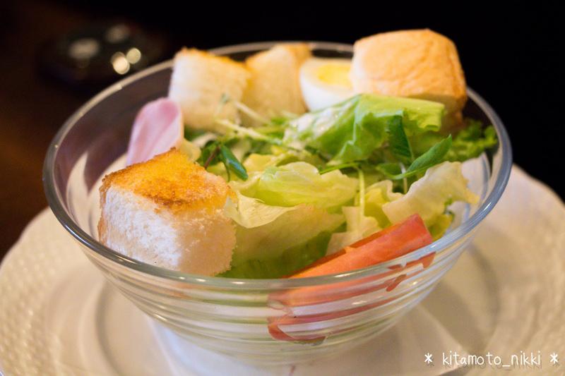 星乃珈琲のサラダモーニングを食べてみた感想