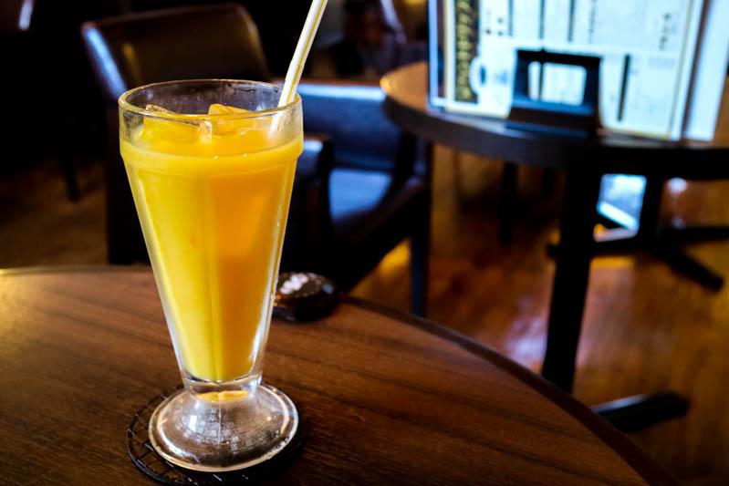 オレンジジュースを飲んでみた感想