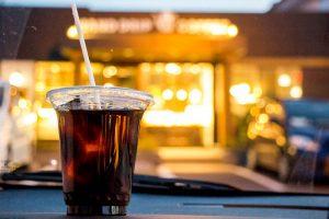 星乃珈琲で「アイスコーヒーもテイクアウト」
